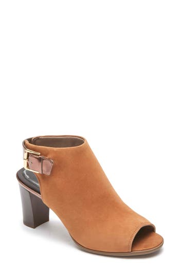 Rockport Trixie Luxe Slingback Sandal, Brown