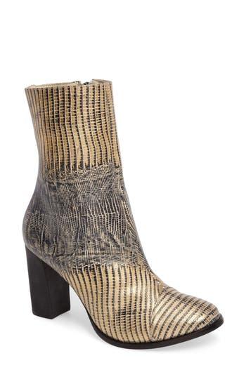 Matisse Florian Cap Toe Bootie- Grey