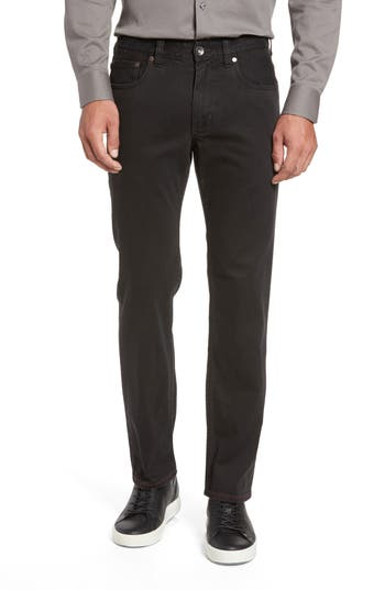 Big & Tall Tommy Bahama Sand Drifter Straight Leg Jeans, Black