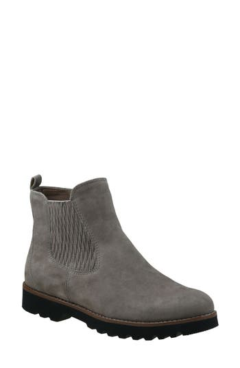 Earthies Madrid Chelsea Boot, Grey