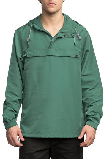 Men's Rvca Packaway Hooded Anorak