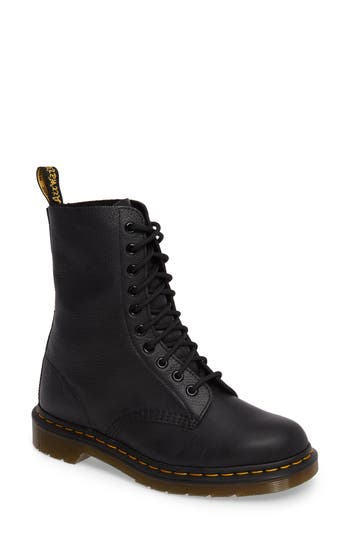 Dr. Martens 1490 Lace-Up Boot, Black