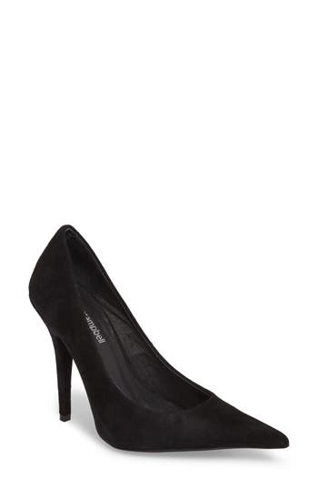 Jeffrey Campbell Ikon Pump, Black