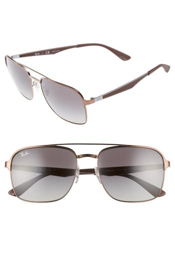 Ray-Ban Retro 5m Sunglasses - Brown