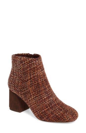 Seychelles Audition Bootie, Brown
