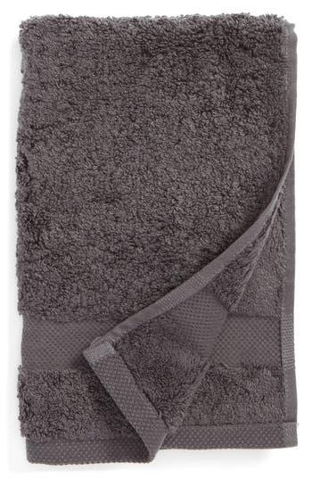 Matouk Lotus Fingertip Towel, Size One Size - Grey