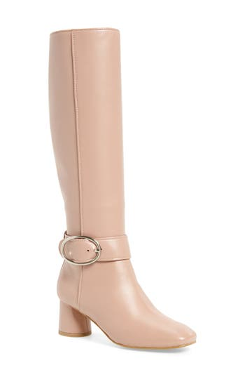 Donald J Pliner Caye Knee High Boot- Pink