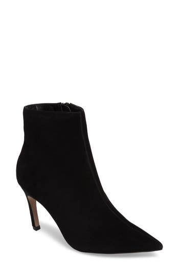 Topshop Hot Toddy Pointy Toe Boot - Black