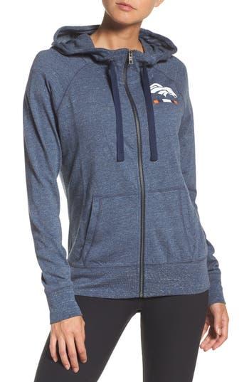 Nike Nfl Zip Hoodie, Blue