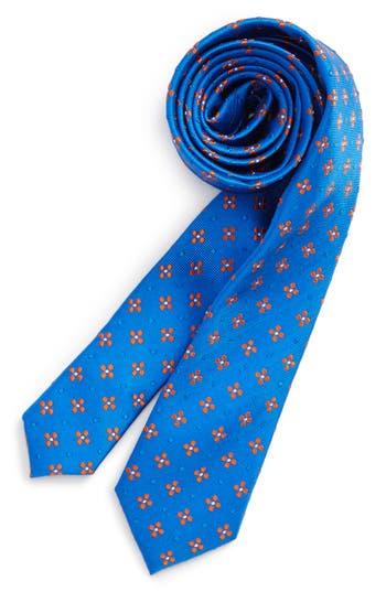 Boys Nordstrom Medallion Silk Tie
