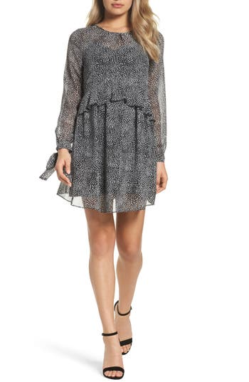 Sam Edelman Ruffle Babydoll Dress