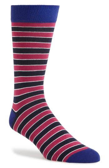 Men's Ted Baker London Rousse Stripe Socks