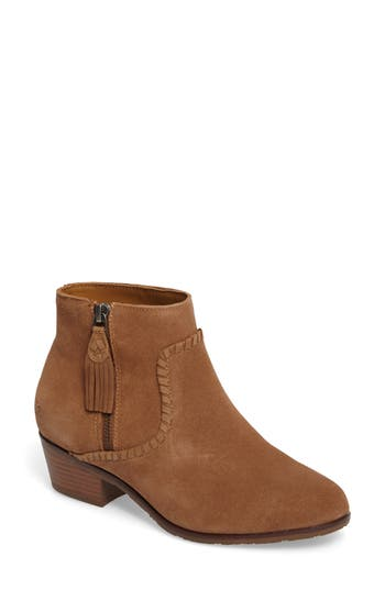 Jack Rogers Dylan Waterproof Bootie- Brown