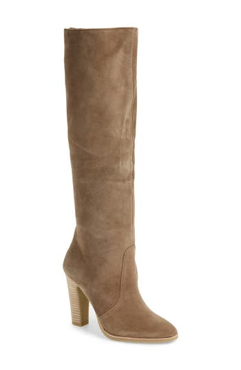 Dolce Vita Celine Knee-High Boot- Brown