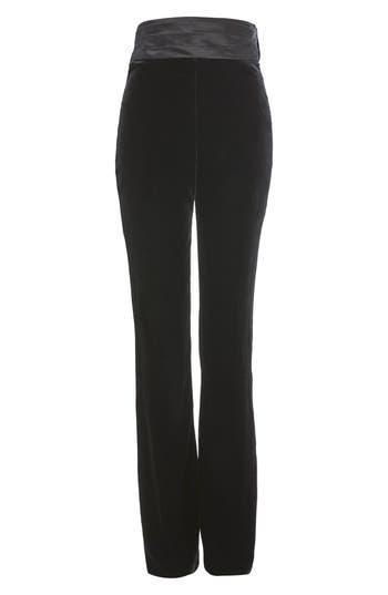 Women's Topshop Cummerbund Trousers