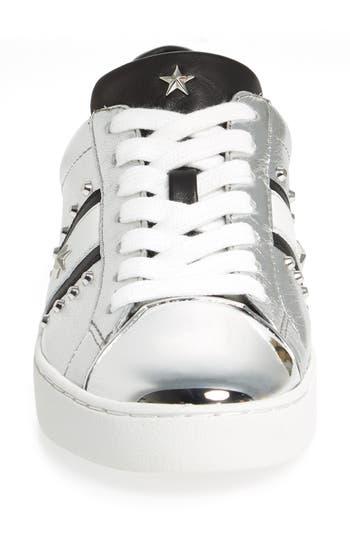 Michael Michael Kors Frankie Sneaker, Metallic