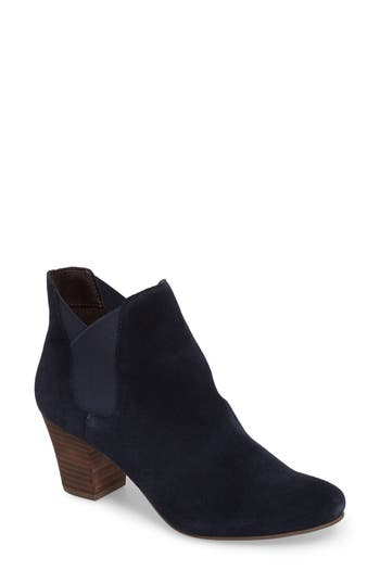 Sole Society Acacia Bootie- Blue