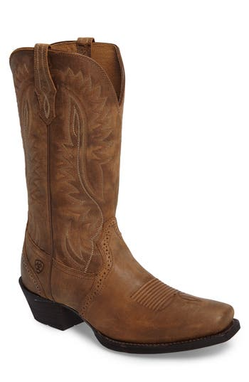 Ariat Downtown Legend Cowboy Boot, Brown