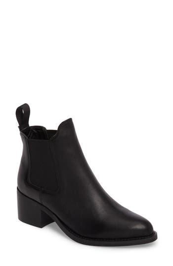 Tony Bianco Fraya Ankle Bootie, Black