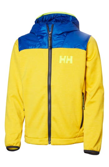 Boys Helly Hansen Hybrid Midlayer Jacket