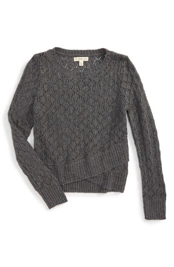 Girls Tucker  Tate Cross Front Sweater