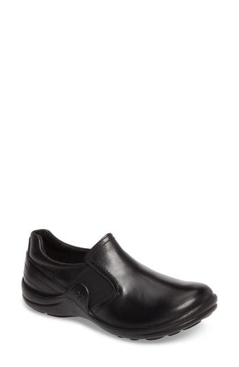 Romika Maddy 29 Water-Resistant Flat, Black