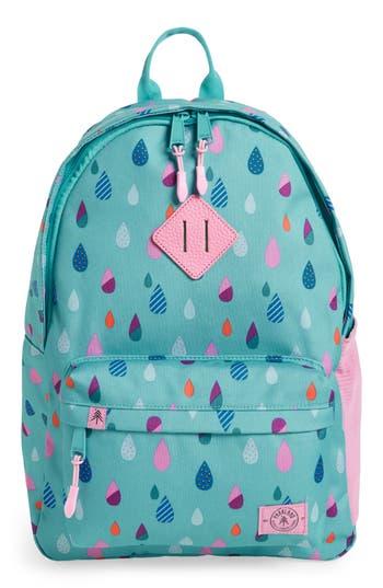 Girl's Parkland Bayside - Puddles Backpack - Blue
