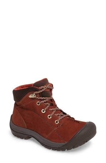 Keen Kaci Waterproof Winter Boot- Brown