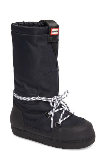 Hunter Original Waterproof Snow Boot, Blue