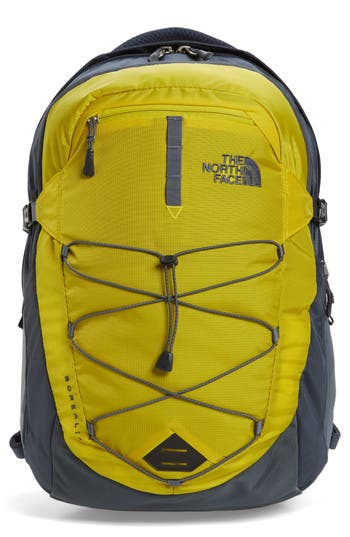 The North Face Borealis Backpack - Yellow