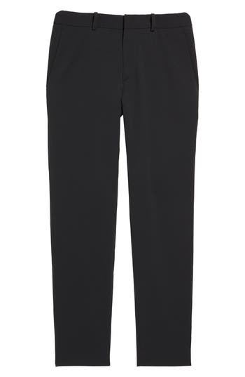 Theory Peterson Neoteric Tech Chino Pants, Black