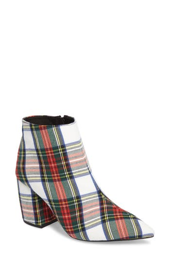 Jeffrey Campbell Final Bootie, Red
