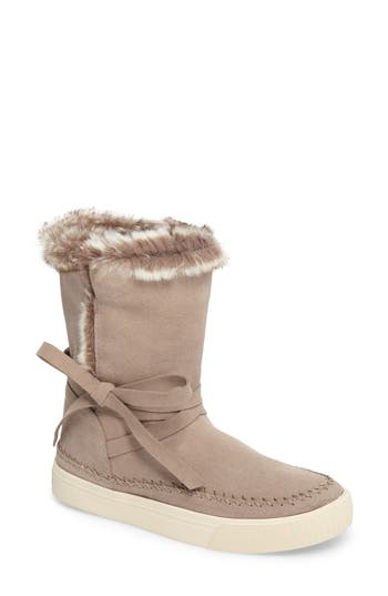 Toms Vista Boot- Brown