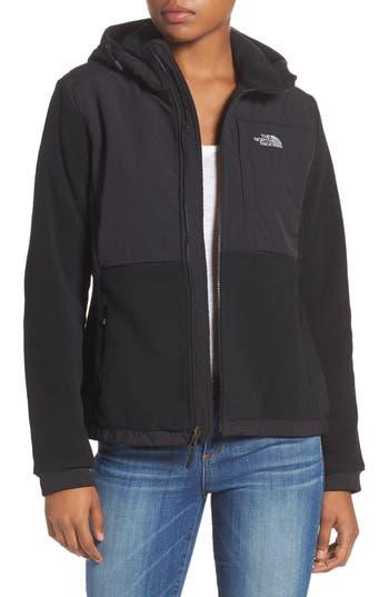 The North Face Denali 2 Hooded Jacket, Black