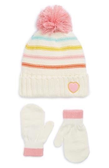 Toddler Nolan Glove Beanie & Mittens