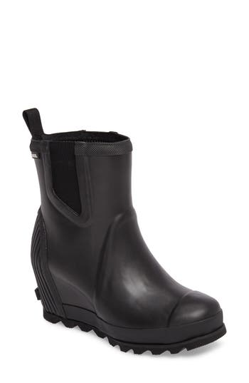SOREL Joan of Arctic™ Wedge Chelsea Rain Boot