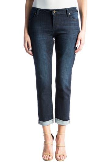 Liverpool Jeans Company Peyton Slim Stretch Crop Boyfriend Jeans
