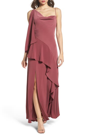 Keepsake The Label Be Mine Gown, Red