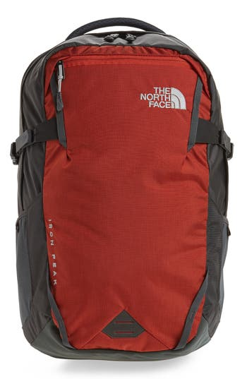 The North Face Iron Peak Backpack - Red