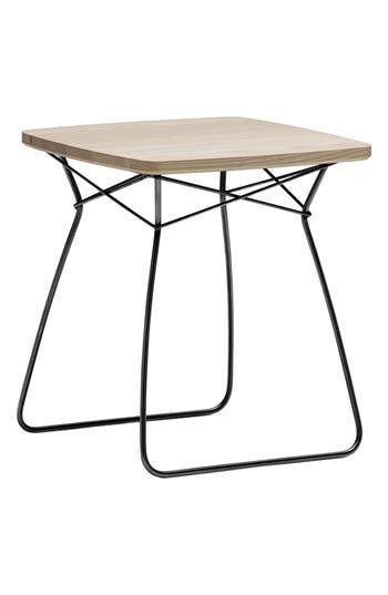 Design On Stock Usa Dalt Side Table, Brown