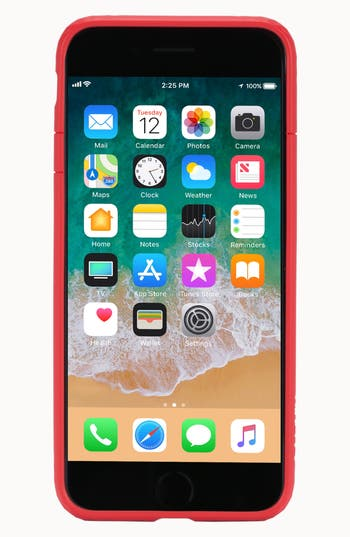 Incase Designs Frame Iphone 7 Plus/8 Plus Case - Red