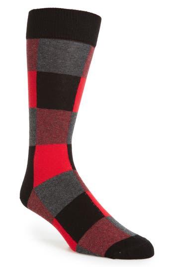 Men's Happy Socks Check Socks