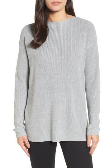 Halogen® Twist Back Sweater
