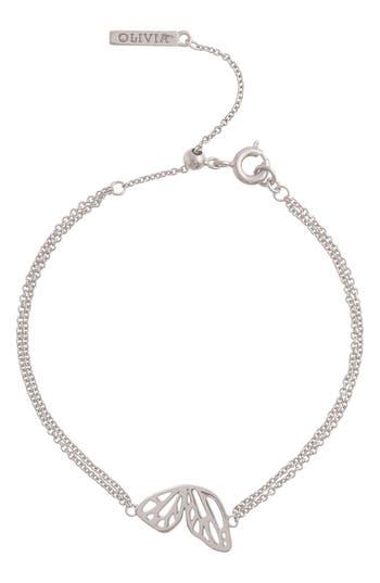 Women's Olivia Burton Butterfly Wing Bracelet