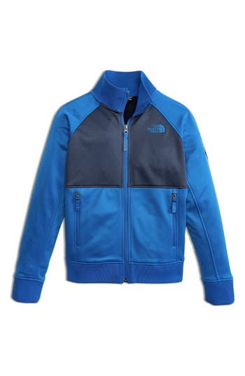 Boys The North Face Takeback Track Jacket Size S  78  Blue