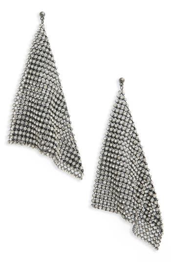 Women's Topshop Chain Drop Earrings