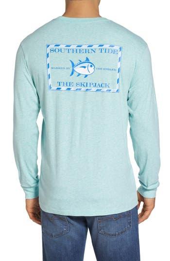 Southern Tide Original Skipjack T-Shirt, Green