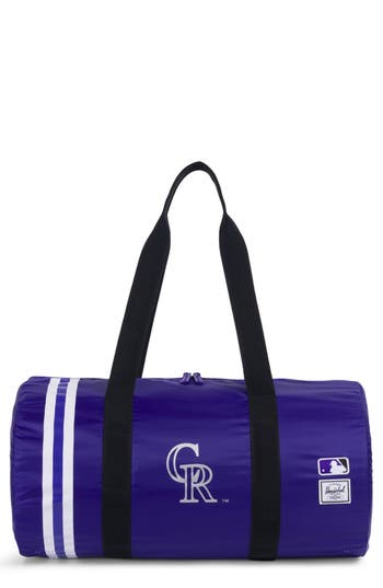 Herschel Supply Co. Packable - MLB National League Duffel Bag