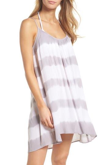 Elan Cover-Up Slipdress, Grey
