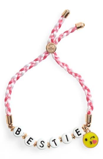 Girl's High Intencity Charm It! Bestie Emoji Bracelet